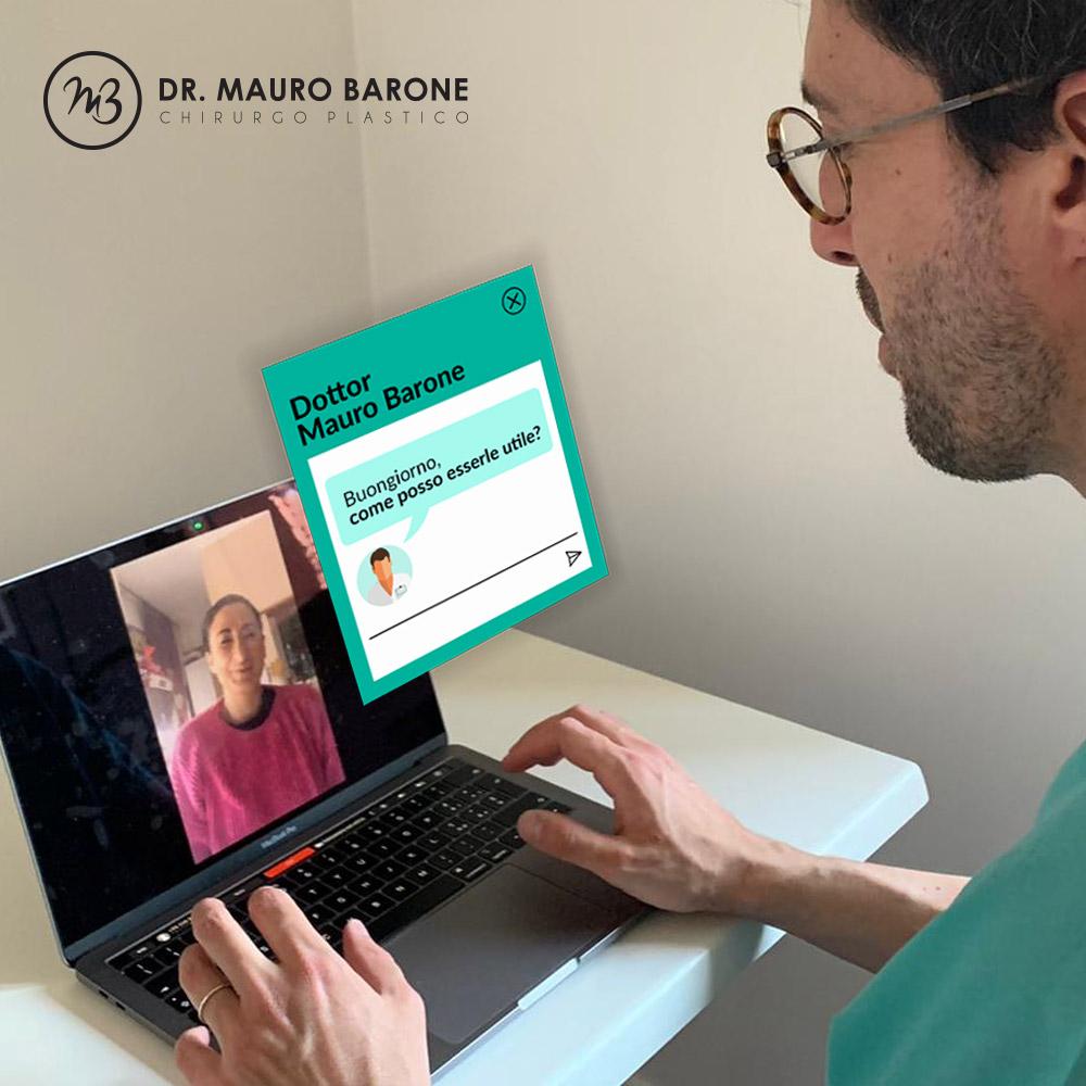 Consulenze online di Chirurgia Plastica